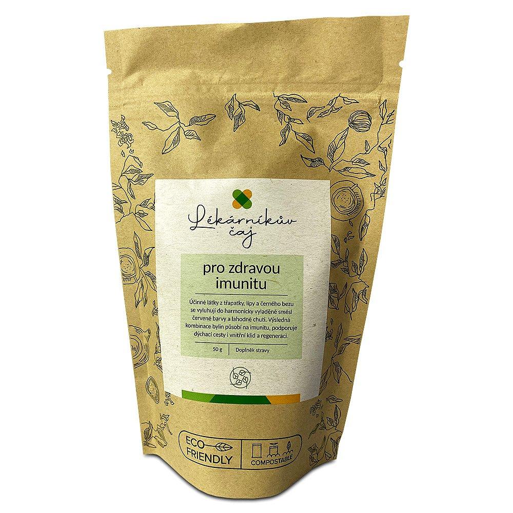 LÉKÁRNA.CZ Lékárníkův čaj pro zdravou imunitu 50 g