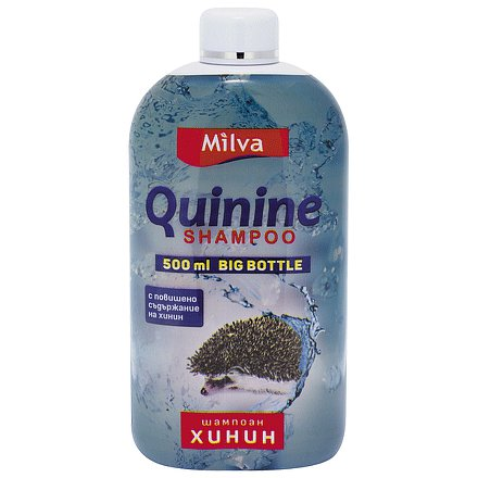 Milva Big Šampon chinin 500ml