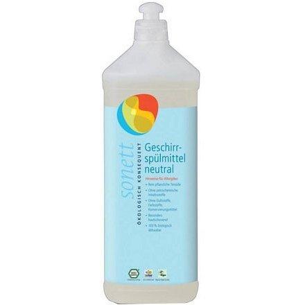 SONETT Tekutý prostředek na nádobí - Sensitive 1 l