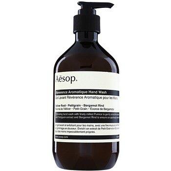Aēsop Body Reverence Aromatique exfoliační tekuté mýdlo na ruce  500 ml