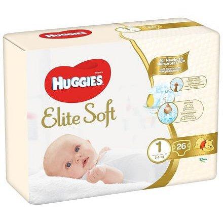 Huggies Elite Soft 1 – 26ks