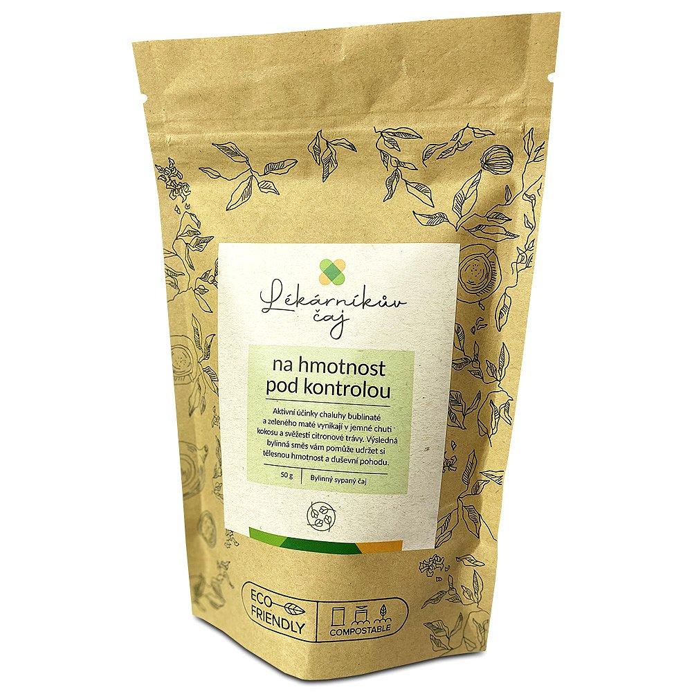 LÉKÁRNA.CZ Lékárníkův čaj na hmotnost pod kontrolou 50 g