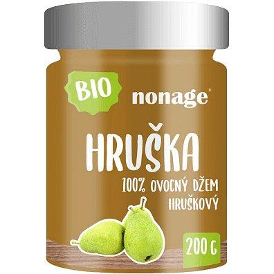 Nonage Bio Hruškový ovocný džem 200g