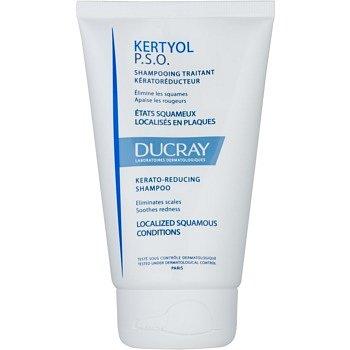 Ducray Kertyol P.S.O. jemný šampon proti lupům  125 ml
