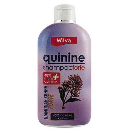 Milva Šampon chinin forte 200 ml