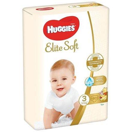 Huggies Elite Soft 3 – 80ks