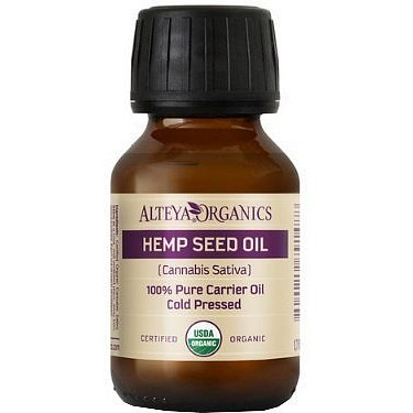 Bio Alteya Konopný olej 100% 50ml