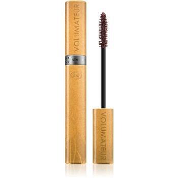 Couleur Caramel Mascara Volumising dlouhotrvající řasenka pro objem odstín č.42 - Brown 9 ml