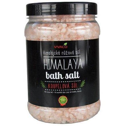 VIVACO - Himalájská růžová sůl 1500g
