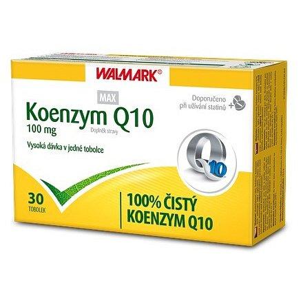 Walmark Koenzym Q10 MAX 100mg tob.30