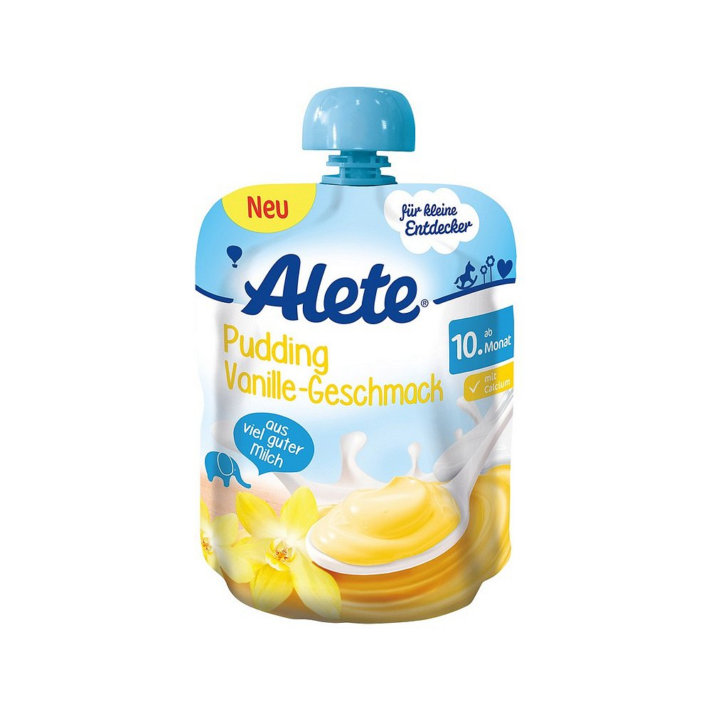 ALETE Dezert s vanilkovou příchutí  85 g