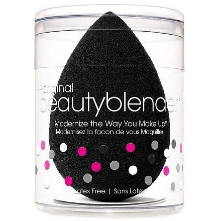 beautyblender the original profesionální houbička na make-up odstín Black