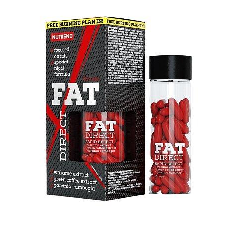 Nutrend Fat Direct noční spalovač 60 tobolek
