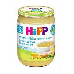 HIPP BABY MENU BIO Polévka zeleninová s kuřecím 190g