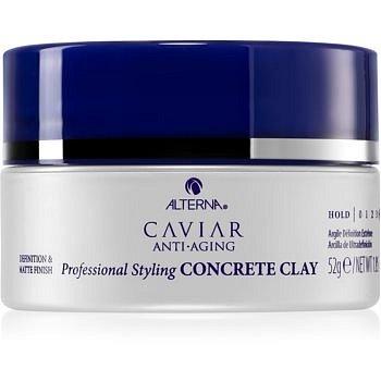 Alterna Caviar Anti-Aging tvarující matná hlína do vlasů s extra silnou fixací 52 g