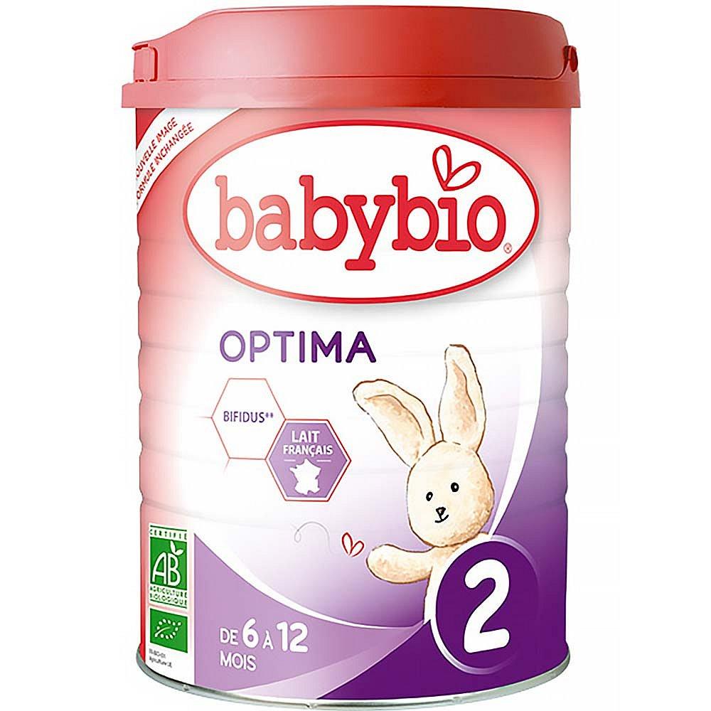 BABYBIO Optima 2 900g