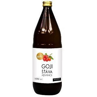 ADVANCE BIO Goji šťáva 1000ml