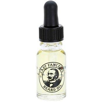 Captain Fawcett Beard Oil olej na vousy 10 ml