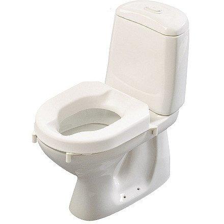 Toaletní nástavec Etac HI-LOO bez poklopu, výška 10 cm