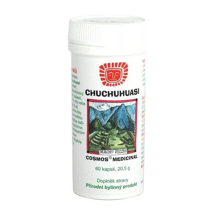 Chuchuhuasi orální tobolky 60 Dr.Popov