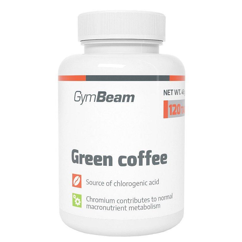 GymBeam Green coffee 120 tablet