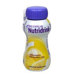 Nutridrink banán 200 ml