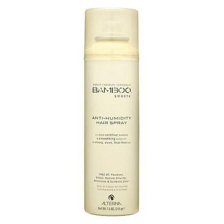 Alterna Bamboo Smooth Anti-Humidity Hairspray - Lak na vlasy 250 ml