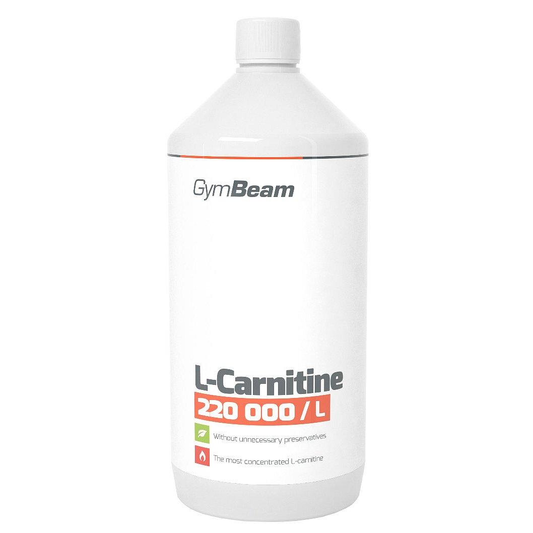 GymBeam Spalovač tuků L-Karnitin 1000ml