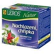 LEROS NATUR Nachlazení chřipka n.s.10x1.5g