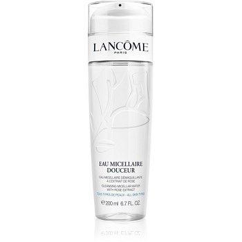 Lancôme Eau Micellaire Douceur micelární čisticí voda s vůní růží  200 ml