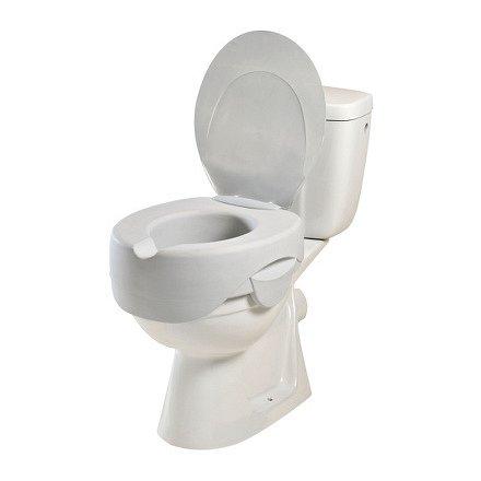 Pěnový toaletní nástavec SOFT 4575 s poklopem