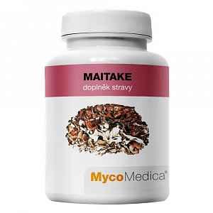MYCOMEDICA Maitake 90 rostlinných vegan kapslí