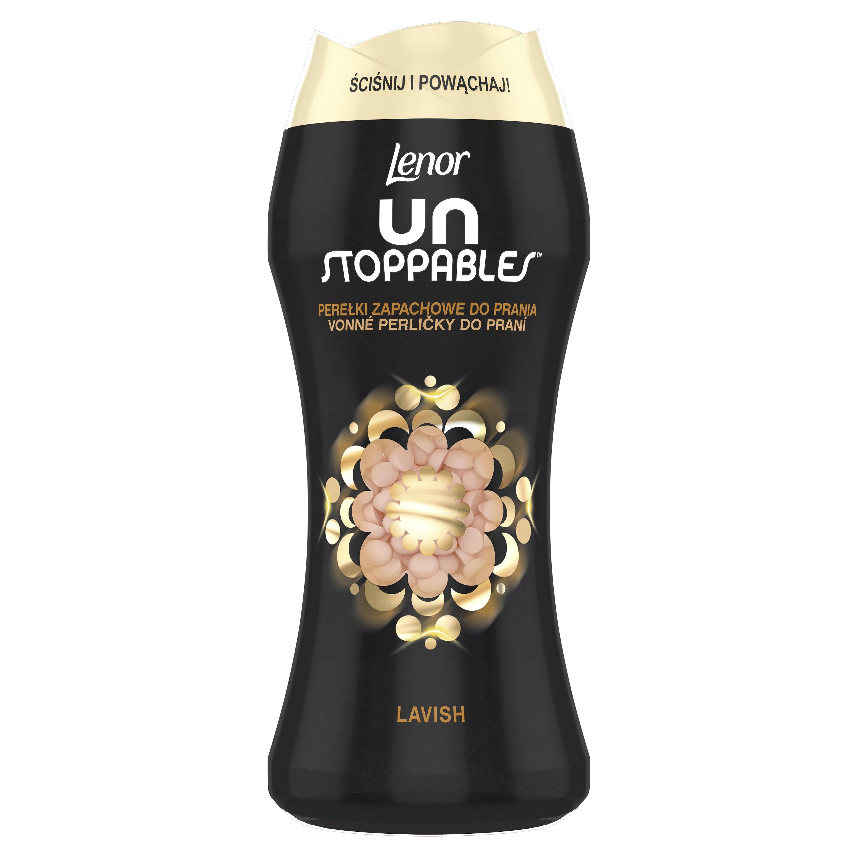 LENOR Unstoppables Lavish vonné perličky 210 g – aviváž