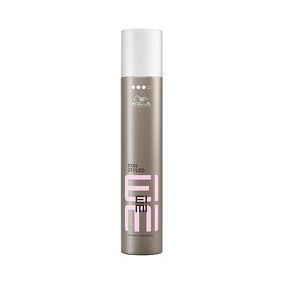 Wella Professional lak na vlasy se střední fixací EIMI Stay Styled 75 ml