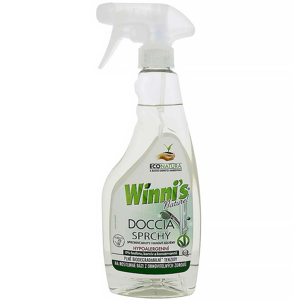 WINNI´S Doccia – hypoalergenní čistič sprchových koutů 500 ml