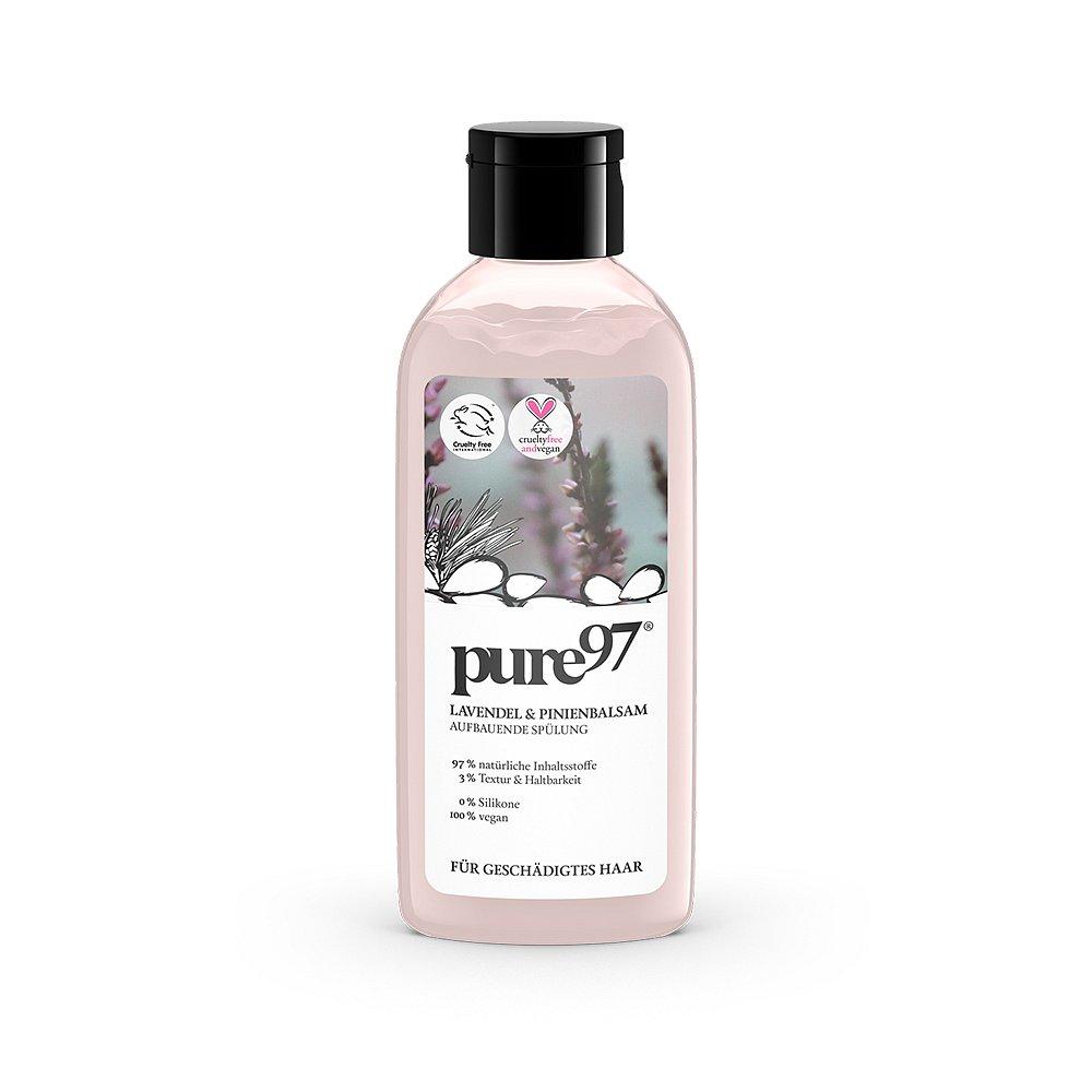 Pure97 Obnovující kondicionér pro poškozené vlasy 200 ml