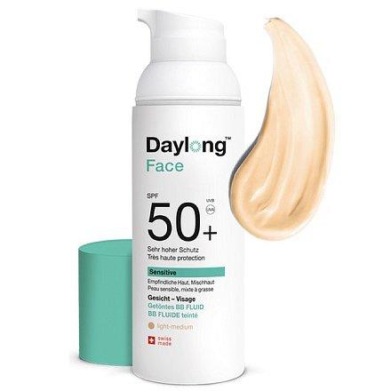 Daylong Face Sensitive SPF50+ tónující BB fluid 50ml