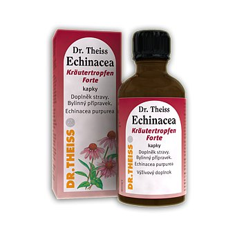 Dr.Theiss Echinacea forte kapky 50ml