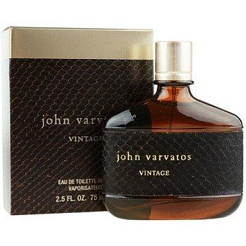 John Varvatos Vintage toaletní voda pro muže 75 ml
