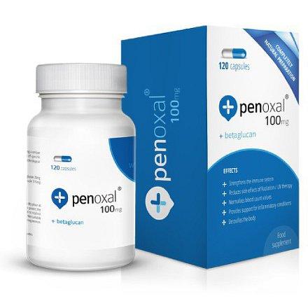 PENOXAL 100 mg - 120 kapslí