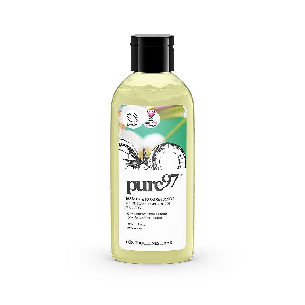 Pure97 Hydratační kondicionér pro suché vlasy 200 ml