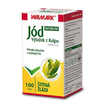 Walmark Jód Naturline tbl.100