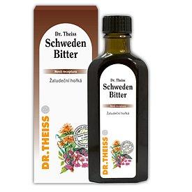 Dr.Theiss Schwedenbitter žaludeční hořká 100ml