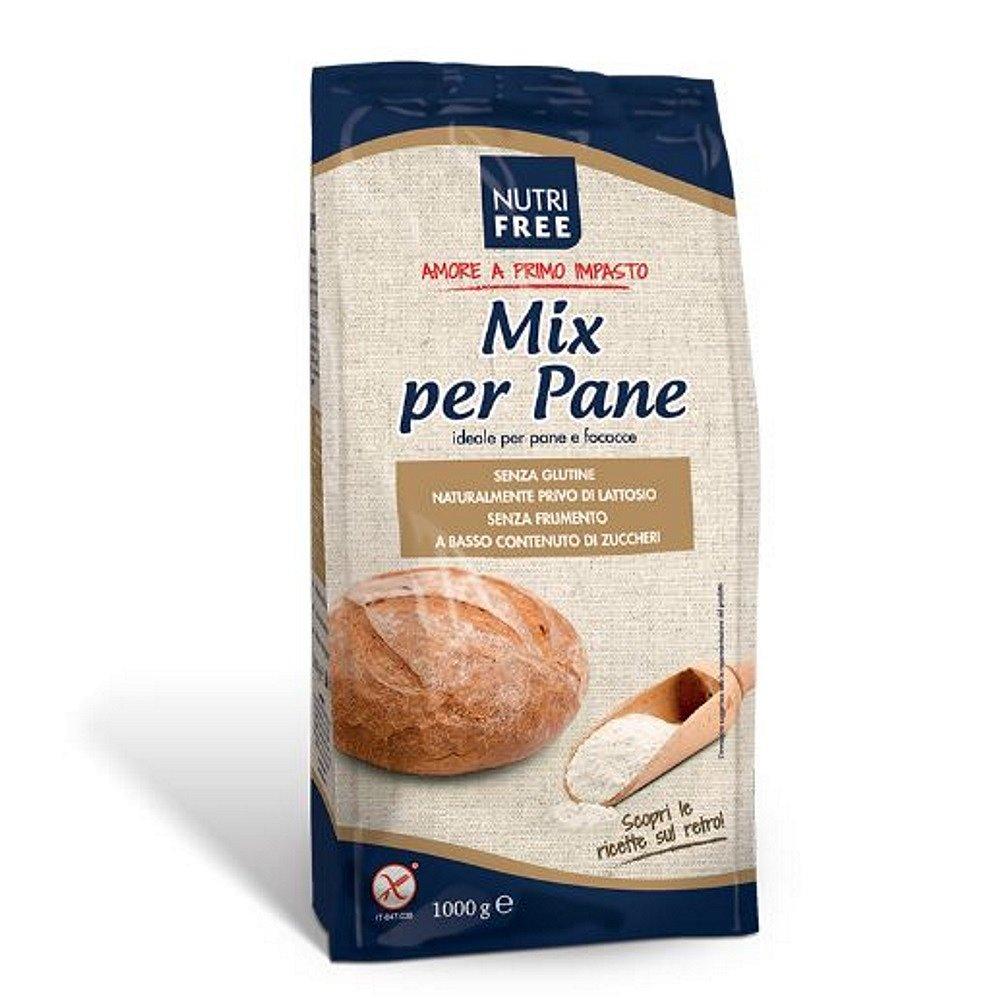 Mix Pane, bezlepková směs na pečení chleba 1kg