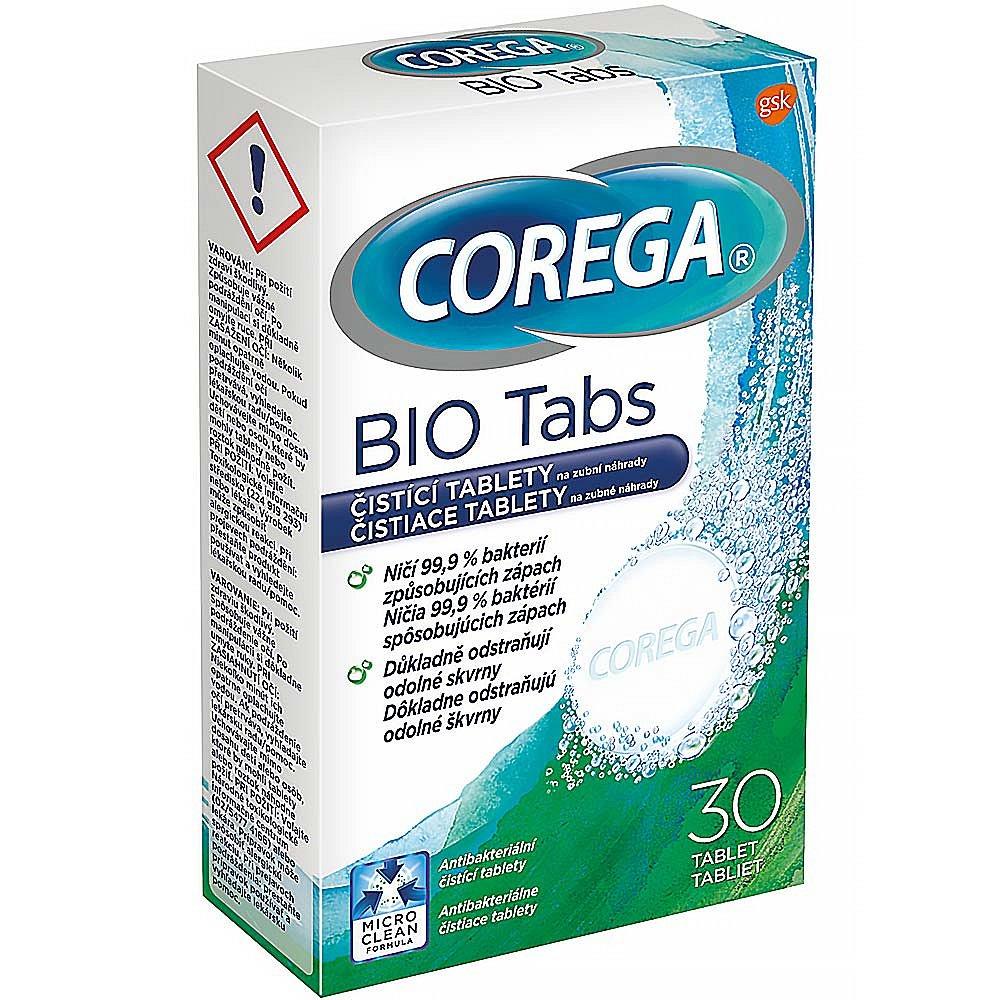 COREGA - Antibakteriální 30 tablet