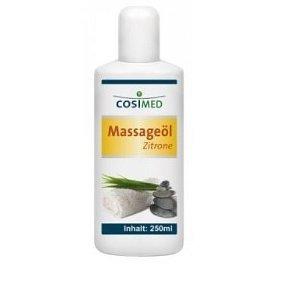 cosiMed masážní olej Citrón - 250 ml