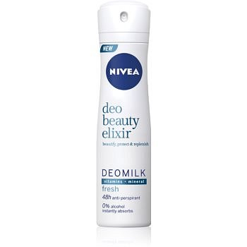 Nivea Deo Beauty Elixir Fresh antiperspirant ve spreji 48h 150 ml