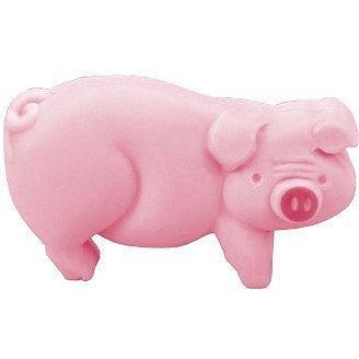 Tvarované mýdlo Prasátko růžové 100 g