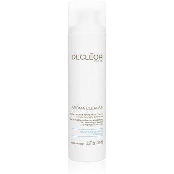 Decléor Aroma Cleanse vyhlazující a čisticí pěna 3 v 1  100 ml