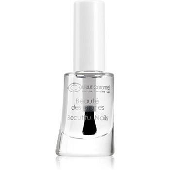 Couleur Caramel Beautiful Nails podkladový a krycí lak na nehty 8 ml